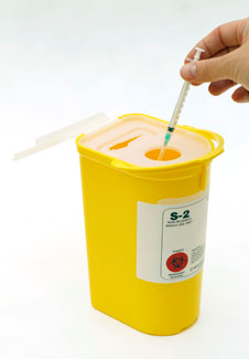 What To Look For When Buying Sharps Disposal Containers