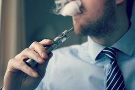 E juice and vapes- boomers in for the smokers