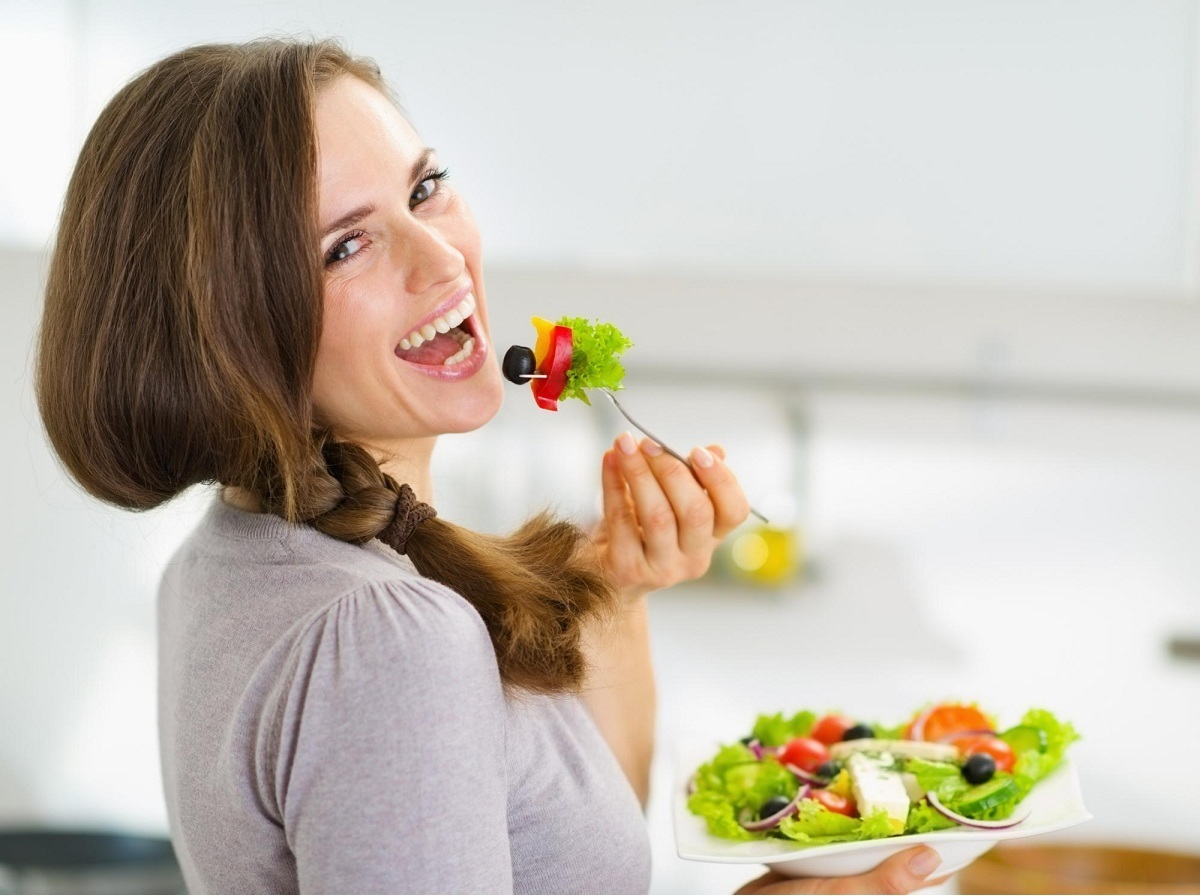 Become familiar with the Vegetarian Diet